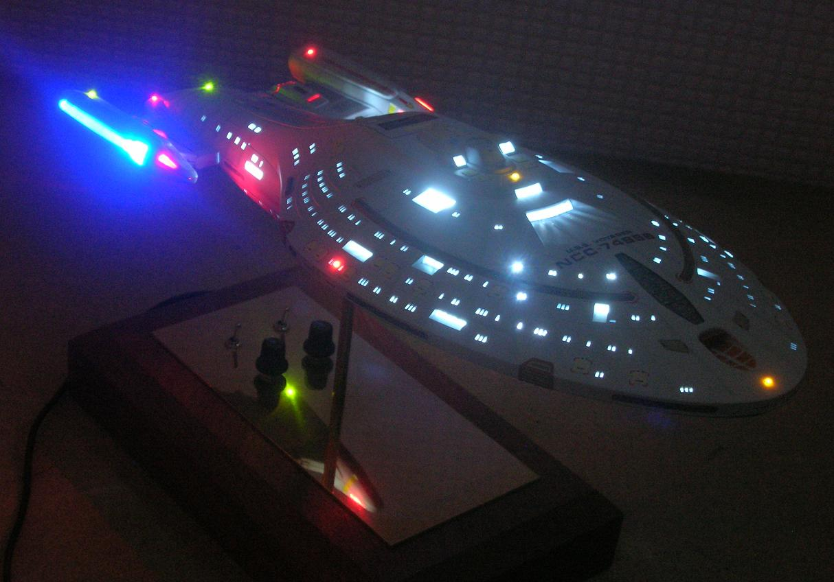 Star Trek Models, Model Spaceships, Star